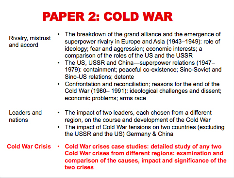 cold war and the arms race essay Cold war arms race essay, rice university creative writing summer camp, doing homework is useful home » senza categoria » cold war arms race essay.